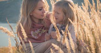 Майка с дъщеря