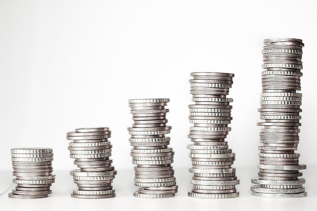 Наредени монети