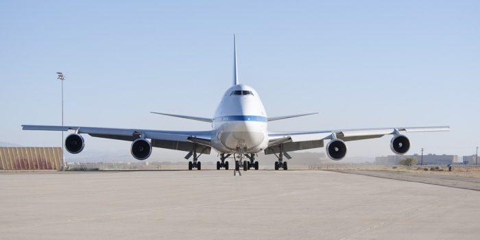 Самолет Боинг