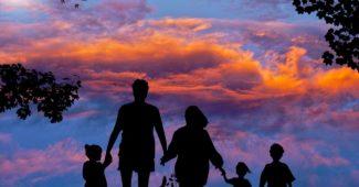 Семейство с деца