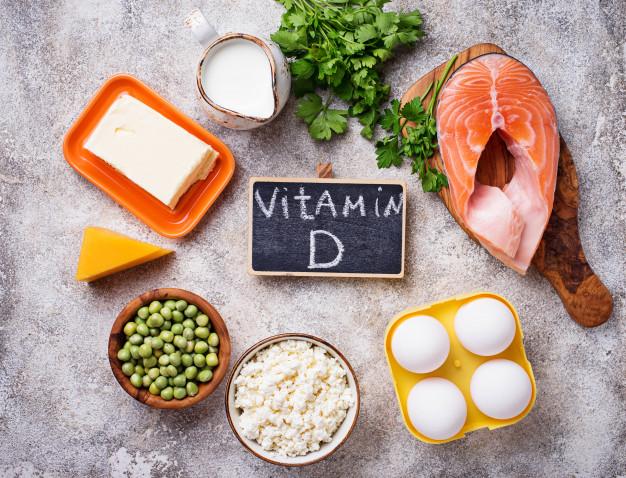Храни с витамин Д за профилактика на рахит при бебе
