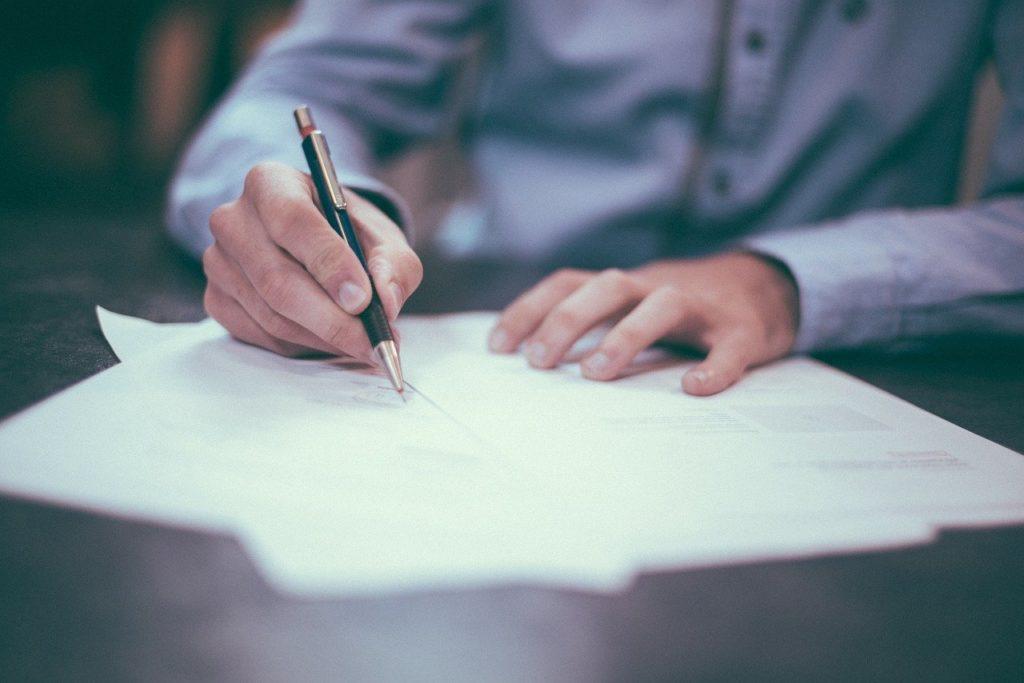 Договор за счетоводство на строителна фирма