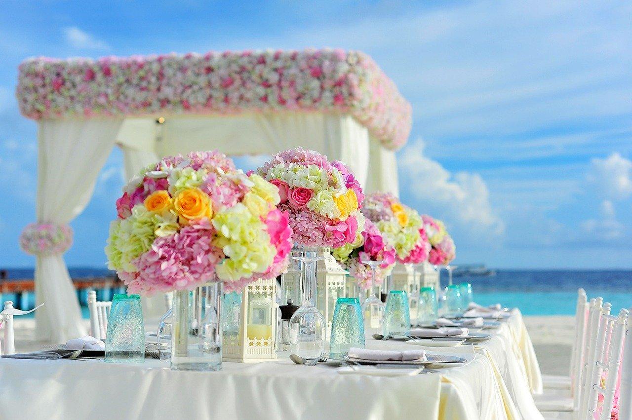 Идеи за сватба на морето